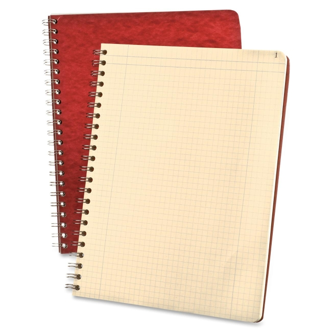 Esselte Ampad Computation Notebook - 76 Sheet - 24 lb - Quad Ruled ...