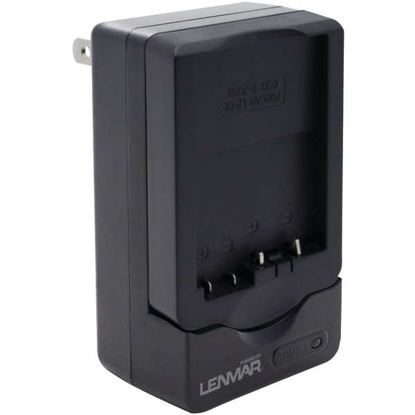 lenmar camera battery charger for canon lp e8. Black Bedroom Furniture Sets. Home Design Ideas