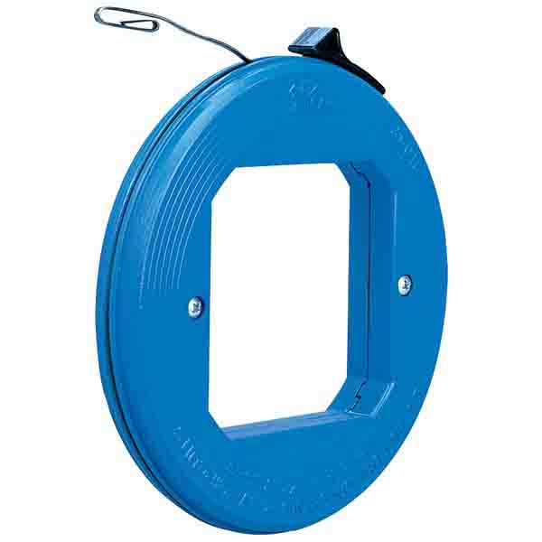 Ideal 50ft fish tape with case for Ideal fish tape