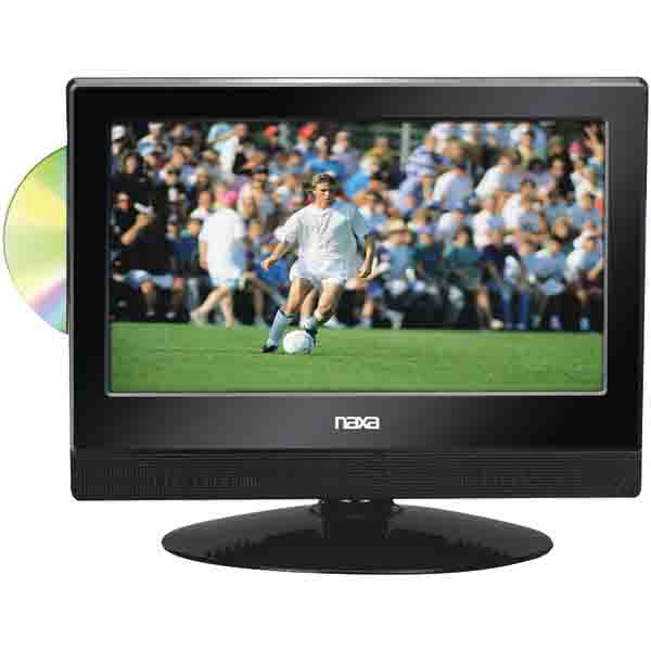 """13.3"""" Widescreen LED HDTV With Built-In Digital TV Tuner"""