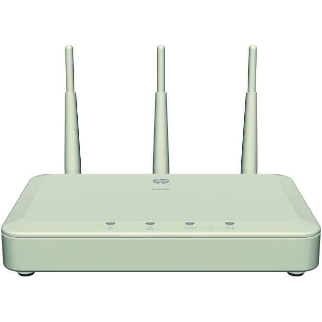 Hp j9467a aba wireless access point 300 mbps for Point acces wifi exterieur