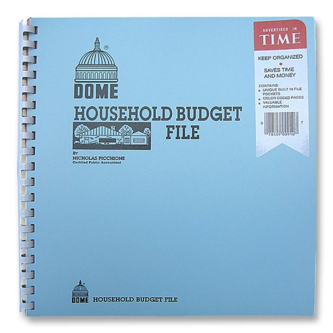 household budget book