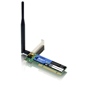 Linksys Wireless Adapter WUSB54GC