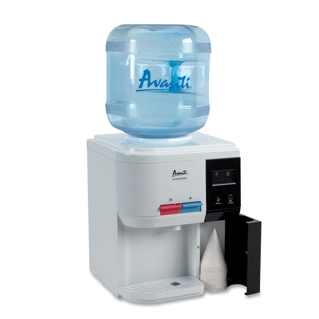 Avanti Tabletop Thermo Electric Water Cooler - Quickship.com