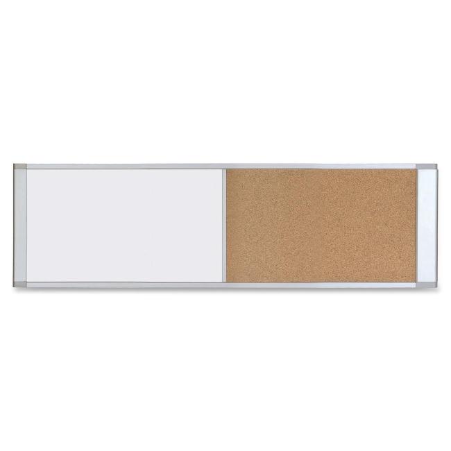 Bi Silque Mastervision Ultra Dry Erase Cork Board Combo