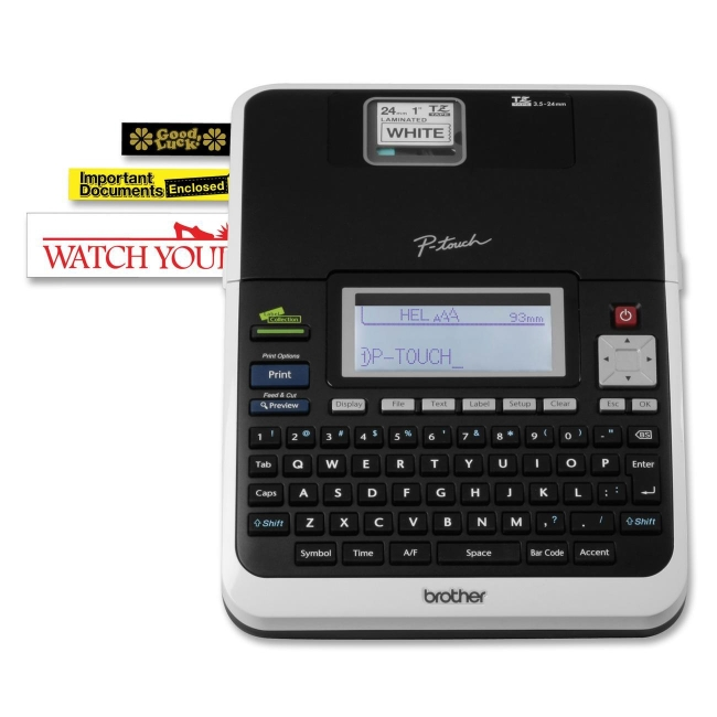 Brother P-Touch PT-2730VP Electronic Label Maker