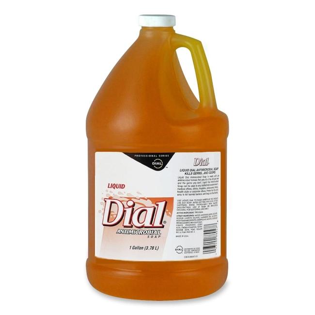 Liquid Dial Gallon Size Hand Soap 4 Quart1 Each