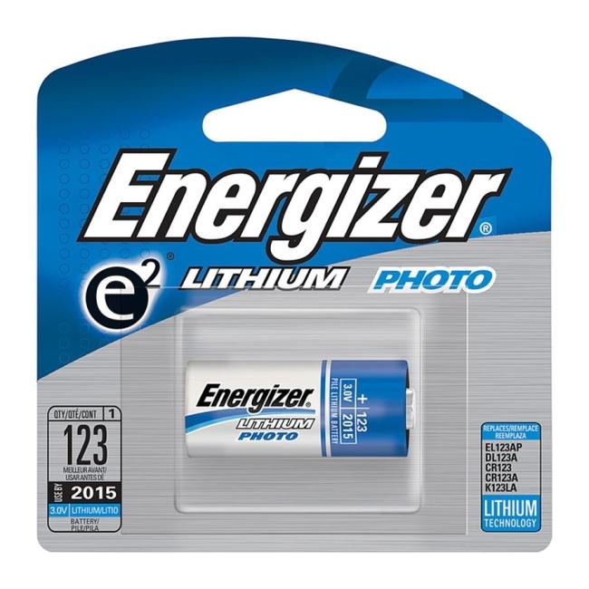 digital camera lithium battery