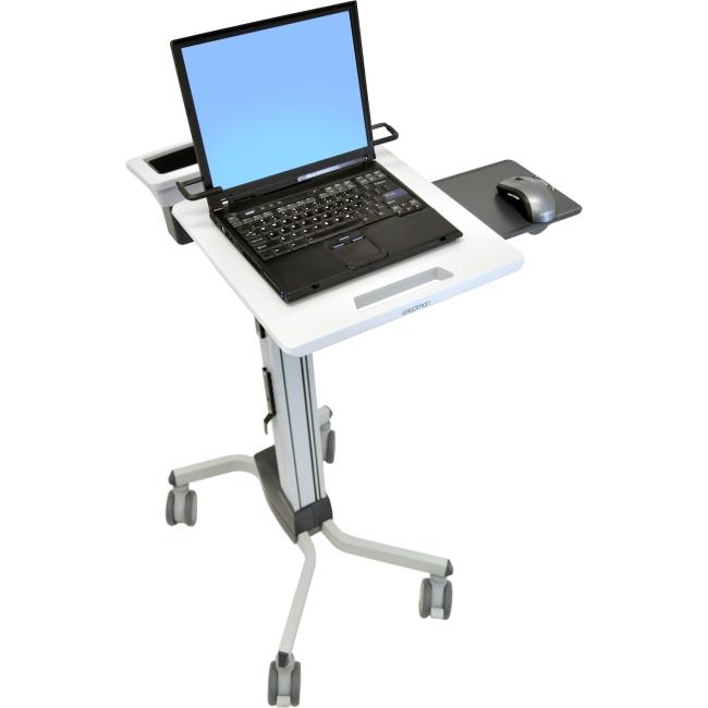 Ergotron Neo Flex 24 205 214 Laptop Cart Quickship Com