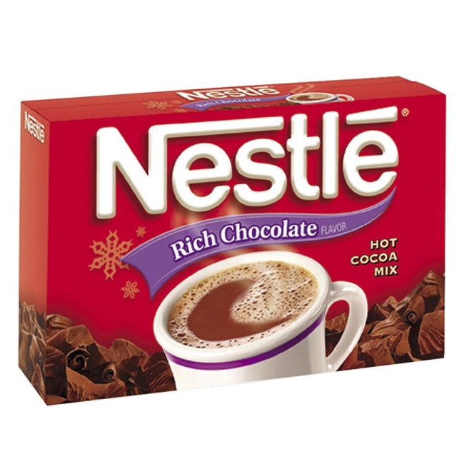 Nestle Pure Cocoa Hot Chocolate