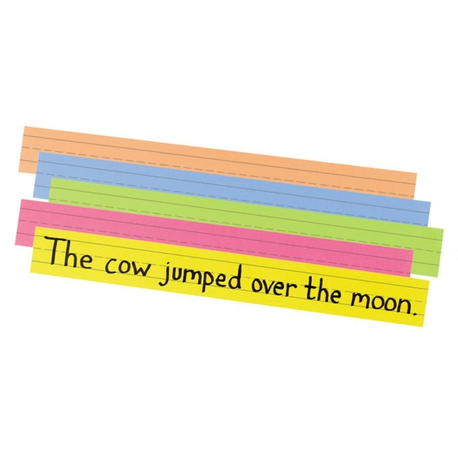 Sentence Strip Clip Art 89