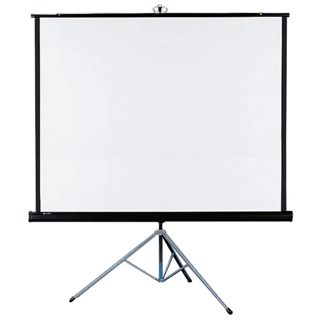 portable projection screen Portable projector screens come in four main varieties, tripod, pull up, table and fastfold traditional tripod screens are a cost effective versatile projection option and are available in sizes in to 96 wide pull up screens offer a much more professional solution for when image is everything table screens are highly portable.