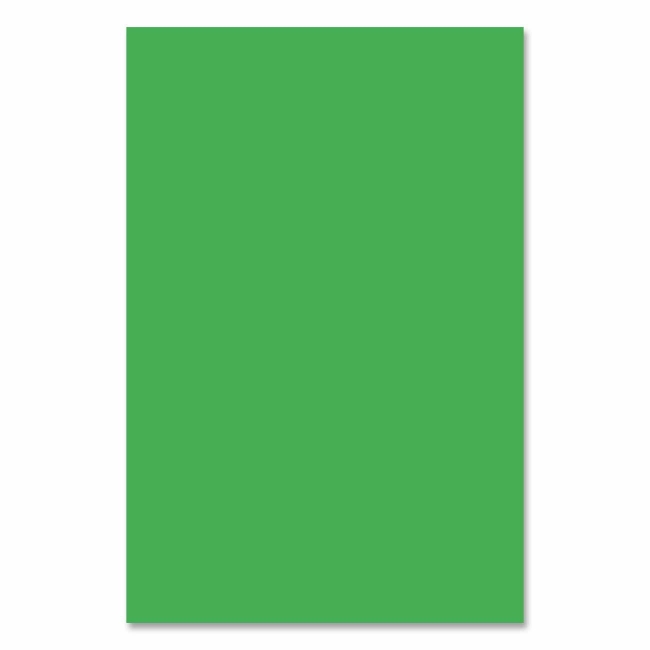 green construction paper Smooth texture is ideal for art, craft and classroom projects features heavyweight, high-bulk, high-strength construction in brilliant colours.