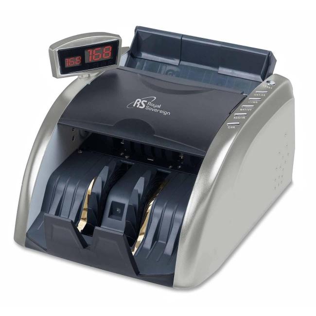 money counting machine staples