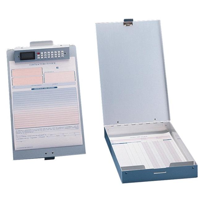 Saunders Redi Rite Storage Clipboard With Calculator