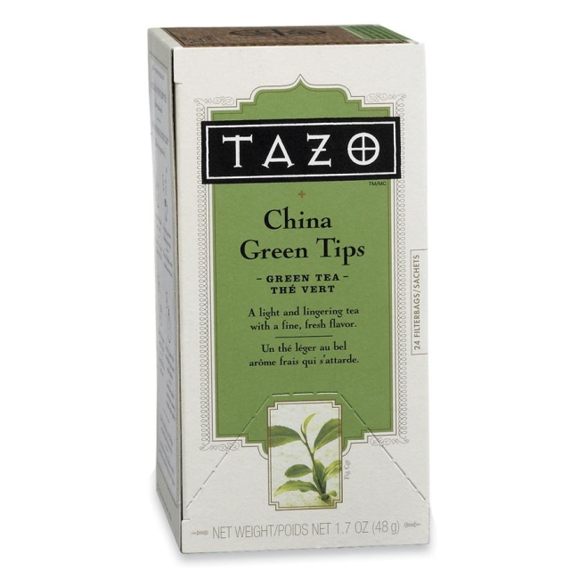 Tazo tea green tea