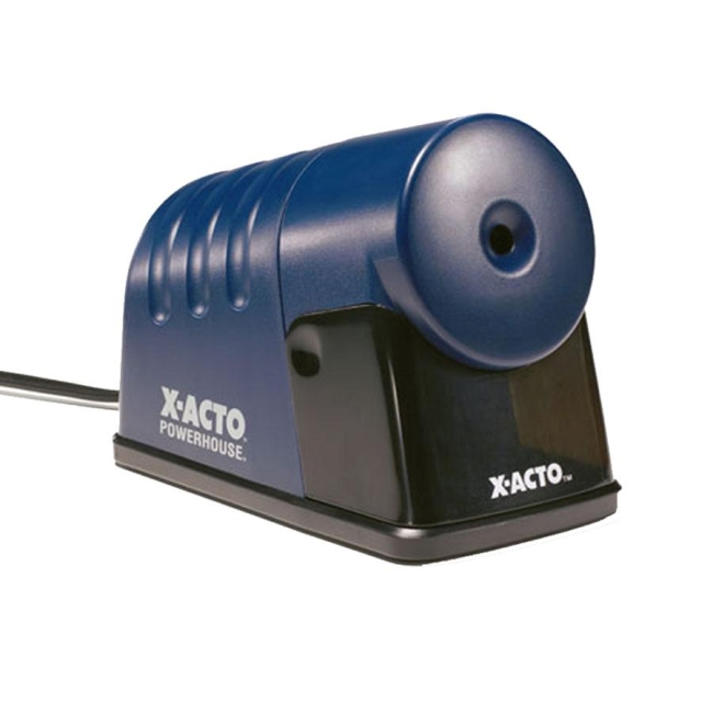 X-Acto Powerhouse Electric Pencil Sharpener - 1 Each ... X Acto Electric Pencil Sharpener