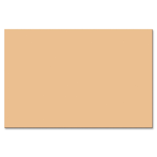 brown construction paper