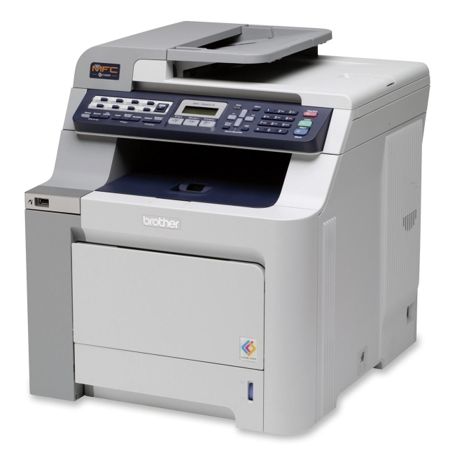 how to set up brother printer on hp