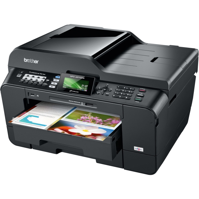 Multifunction Printer; Quick and Quality Printing : Tech To Web