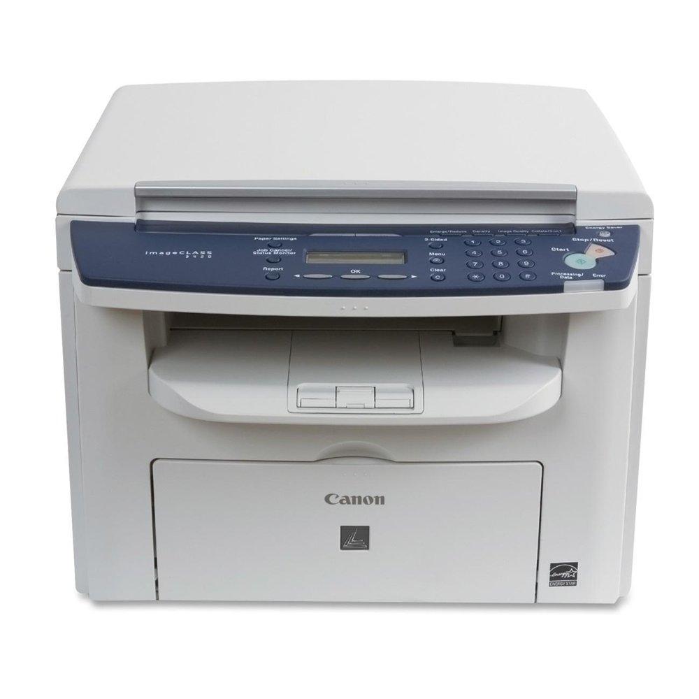 Canon ImageCLASS D420 Laser Multifunction Printer