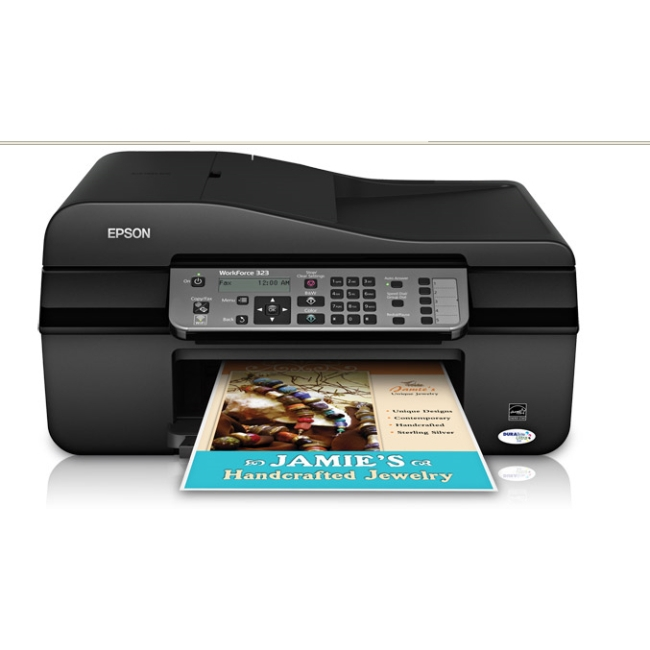 epson workforce 323 inkjet multifunction printer color