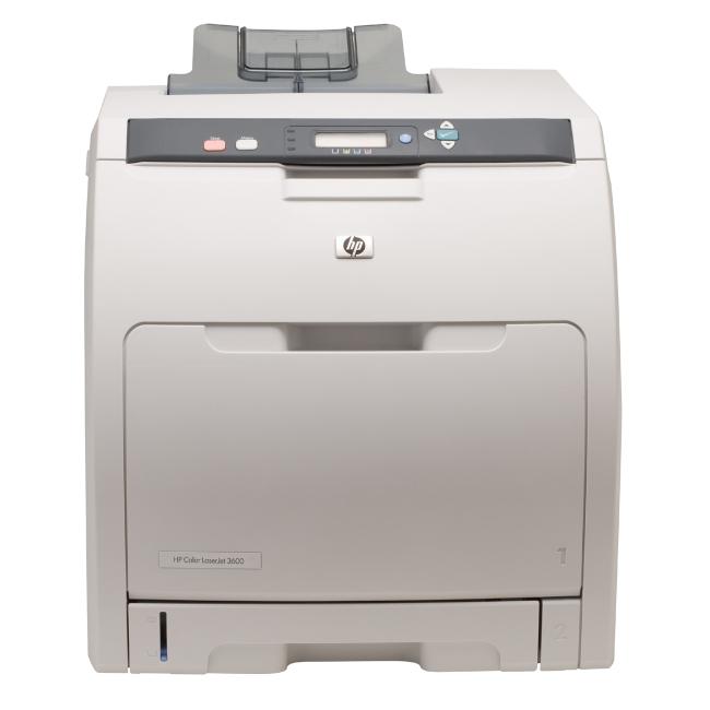 hp laserjet 3000 3600 laser printer color photo print