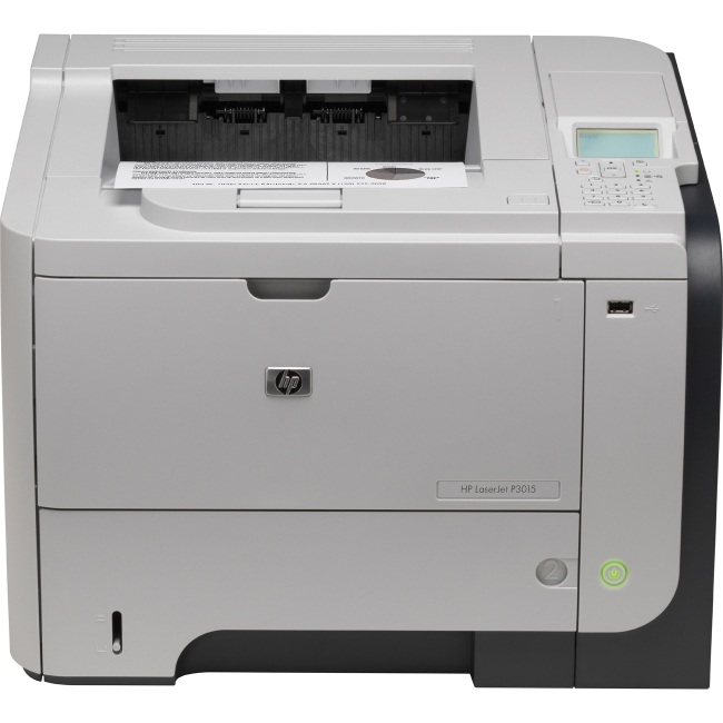 hp laserjet p3010 p3015 laser printer monochrome plain paper print desktop. Black Bedroom Furniture Sets. Home Design Ideas
