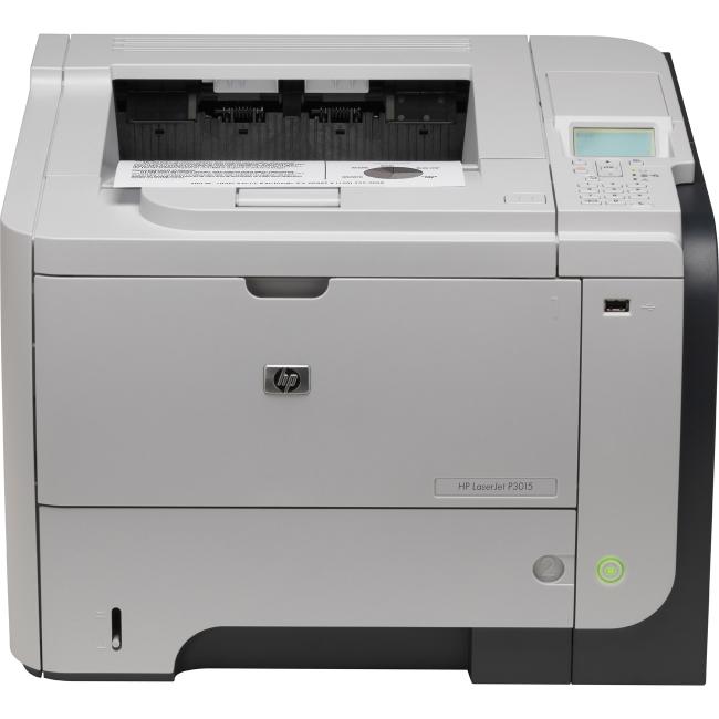 hp laserjet p3010 p3015 laser printer monochrome plain paper print desktop. Black Bedroom Furniture Sets. Home Design Ideas