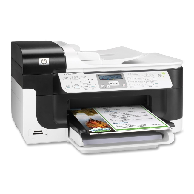 HP Officejet 6500A e-All-in-One Full Feature Software and Driver