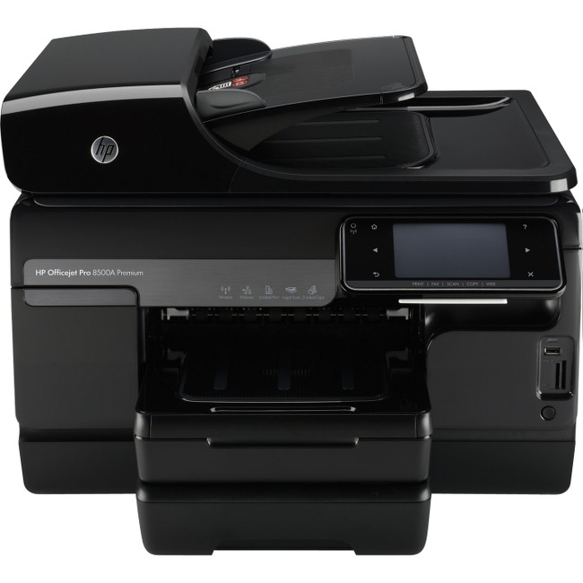 Hp Officejet Pro 8500a A910a Inkjet Multifunction Printer - Color - Photo Print