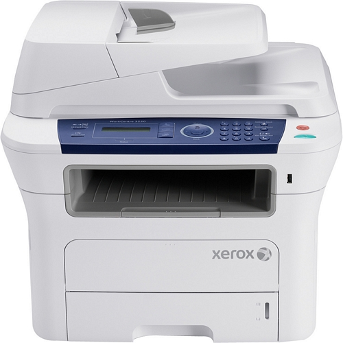 Xerox WorkCentre 3220DN Xerox WorkCentre 3220DN Multifunction PrinterXerox Printers