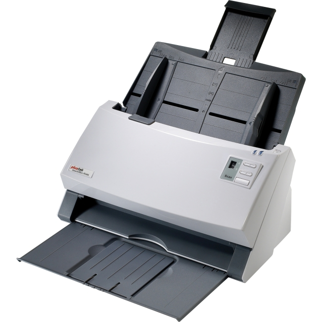 Plustek 783064424530 SmartOffice PS406U Sheetfed Scanner ...