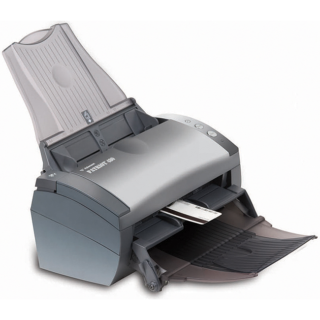 Visioneer P4801D-WU Patriot 480 Sheetfed Scanner ...