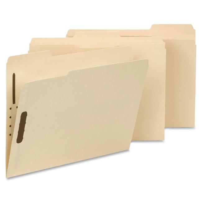 Smead Heavy-Duty Fastener File Folder 14600 - Letter - 8.50