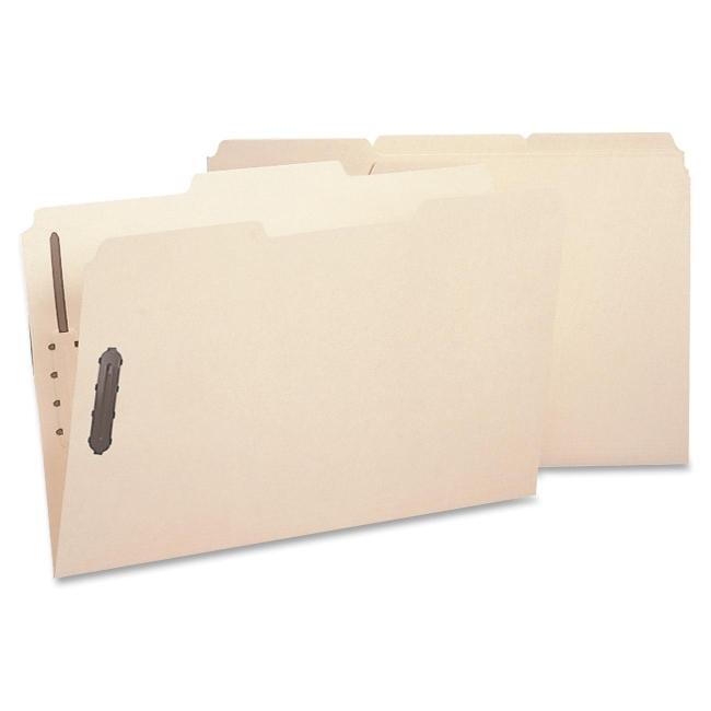 Smead Heavy-Duty Fastener File Folder 19600 - Legal - 8.50