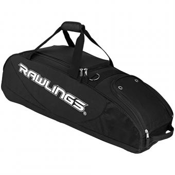 Rawlings Player Preferred PPWB Travel/Luggage Case for Baseball, Softball - Black