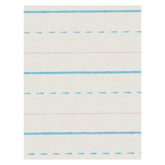 Pacon Ruled Handwriting Paper - 500 / Pack - White