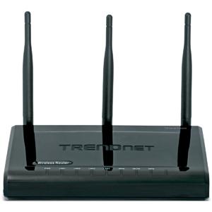 Gigabit Router on Trendnet Tew 639gr Wireless N Gigabit Router   Quickship Com