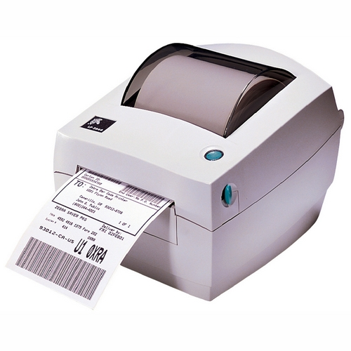 Zebra Lp2844 Thermal Label Printer