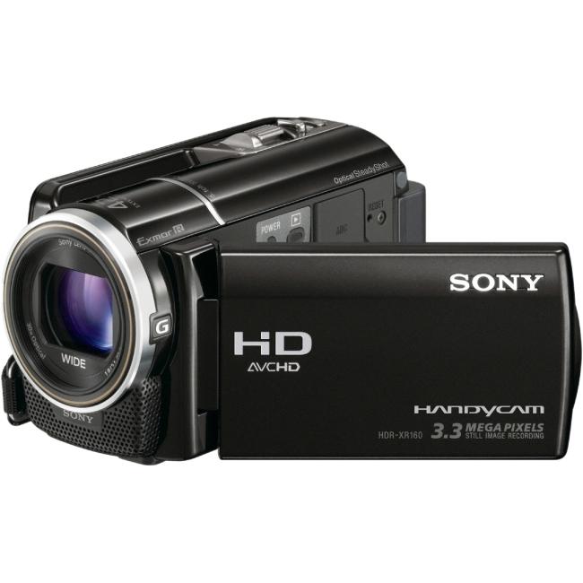 Sony Handycam HDR XR160 Digital Camcorder