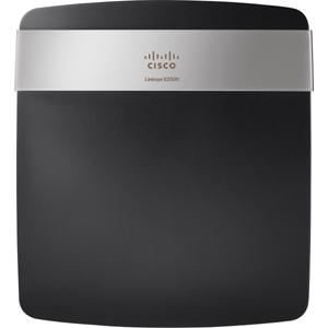 Linksys E2500 Wireless Router - IEEE 802 11n