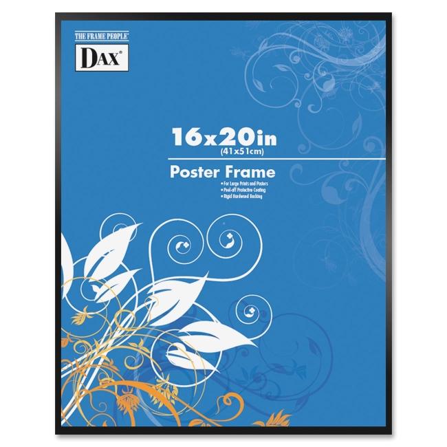 dax metal poster frames 16 x 20 insert plastic metal