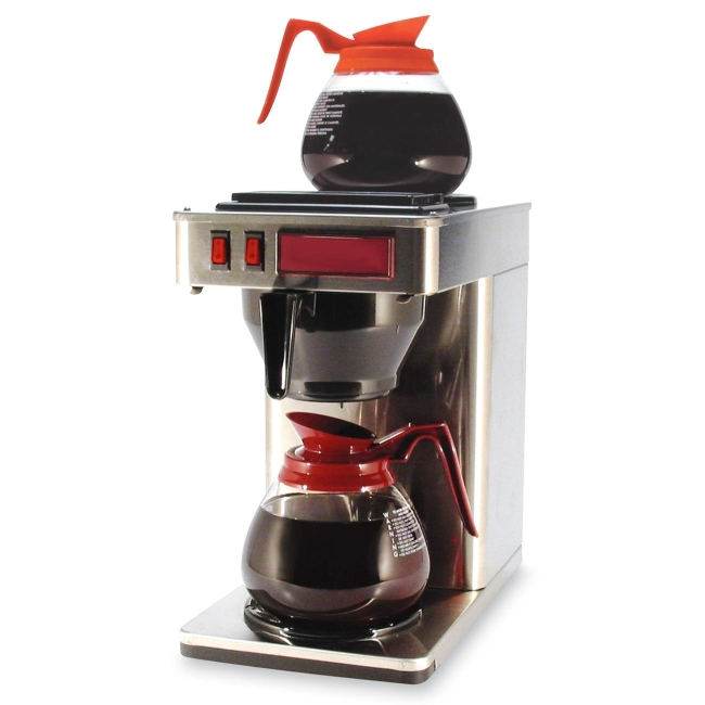Coffee Pro Commercial Pour Over Brewer Two Burner Institutional
