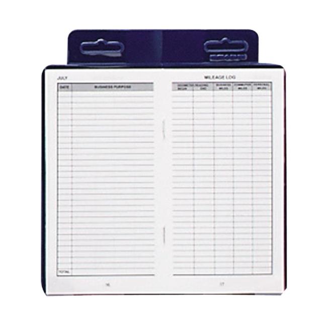 dome publishing deluxe auto mileage log book quickship com