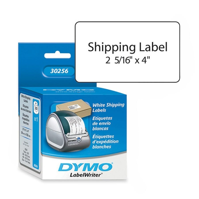 It's just a picture of Crush Dymo Labels 2 5 16 X 4