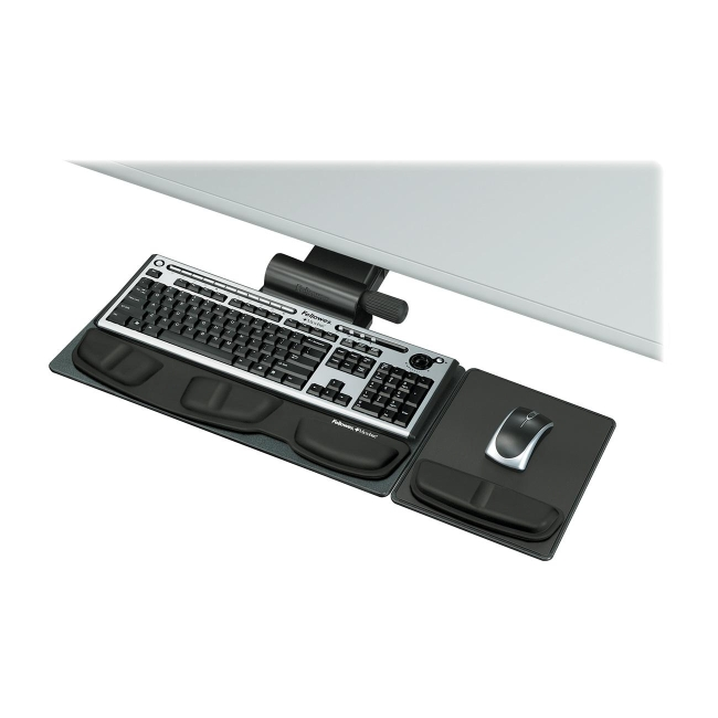 drawer rail free item lifting furniture desk computer bottom keyboard slide muted shipping slides hardware track ball