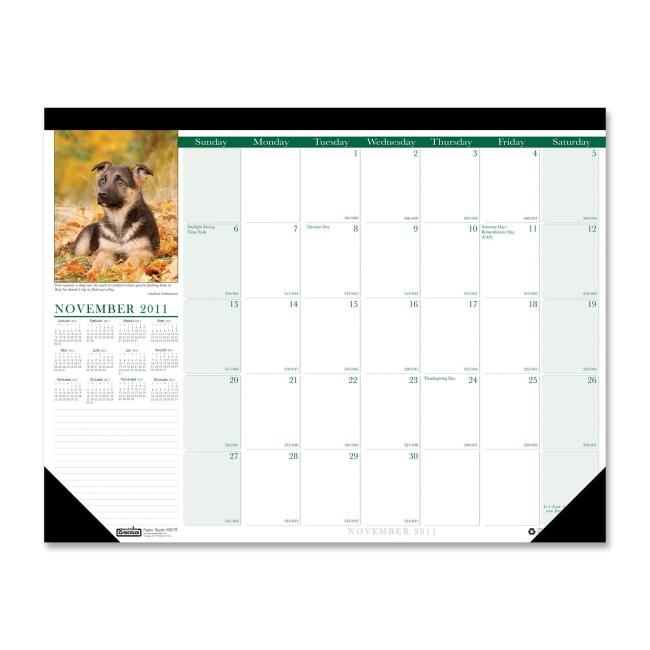 House Of Doolittle 1996 Calendar Monthly Quickship Com