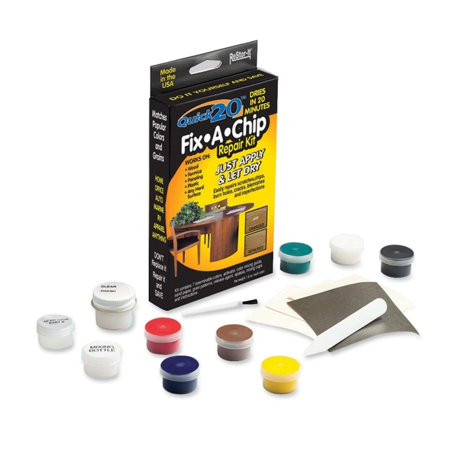 Master Quick 20 Epoxy Repair Kit Assorted Colors