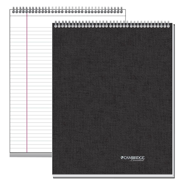 Mead Top-Bound Twin-Wire Notebook